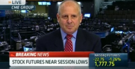 Yra Harris talks about the markets on CNBC.