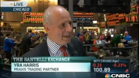 Yra on CNBC, March 11, 2014