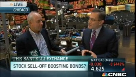 Yra On Santelli Exchange, April 11, 2014