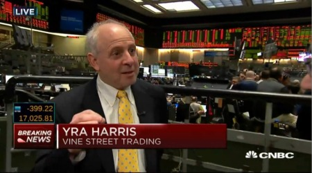 Yra on Santelli Exchange: January 4, 2016
